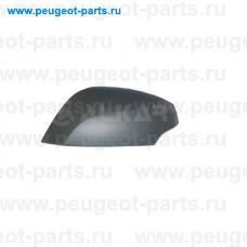 6342232, Alkar, Крышка зеркала правого (под покраску) для Renault Megane III