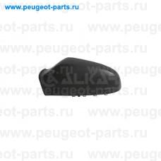 6343438, Alkar, Крышка зеркала левого для Opel Astra H