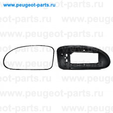 6401399, Alkar, Стекло зеркала левого для Ford Focus
