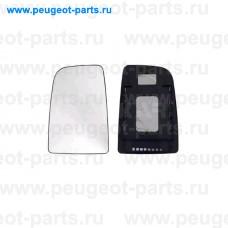 6401994, Alkar, Стекло зеркала левого для VW Crafter, Mercedes Sprinter