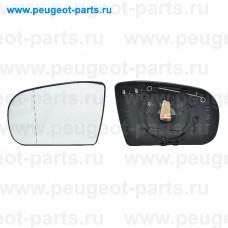 6423702, Alkar, Стекло зеркала левого для Mercedes W210