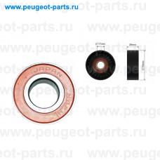 192-00, Caffaro, Ролик генератора натяжной для BMW E46, BMW E36