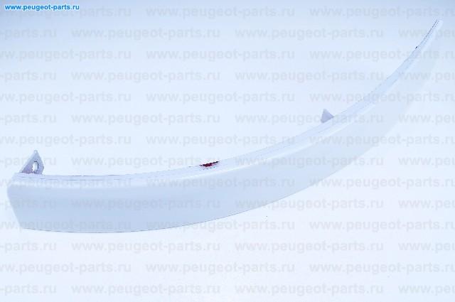Накладка (ресничка) под фару лев PSA Boxer,Ducato(250) 06>