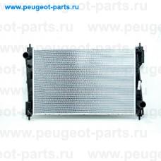 55704136, Fiat/Alfa/Lancia, Радиатор охлаждения двигателя для Fiat Grande Punto, Opel Corsa D