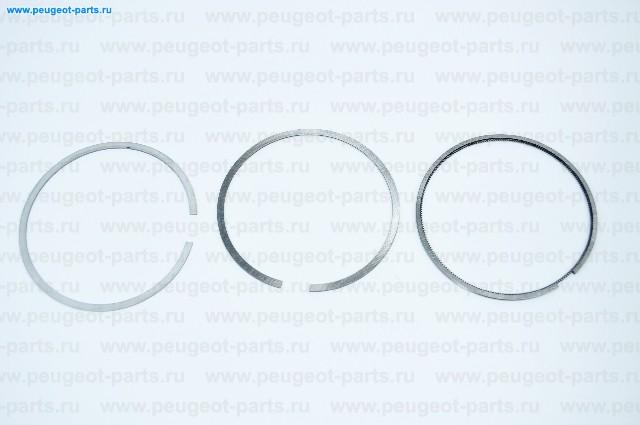 Кольца поршневые 82.0 +040 CF3 комплект на 4 поршня