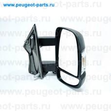 735440389, Fiat/Alfa/Lancia, Зеркало правое электрическое для Fiat Ducato 250, Peugeot Boxer 3, Citroen Jumper III, Citroen Jumper 3