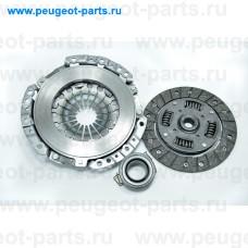 MK10163, Mecarm, Комплект сцепления для Peugeot 107, Citroen C1, Toyota Yaris, Toyota Aygo