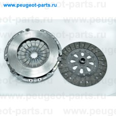 MK10234D, Mecarm, Комплект сцепления (без выжимного подшипника) для Peugeot 308, Peugeot 3008, Peugeot 5008, Citroen DS3, Citroen C4, Citroen C4 Picasso