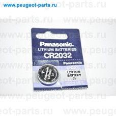 CR2032, Panasonic, Батарейка для