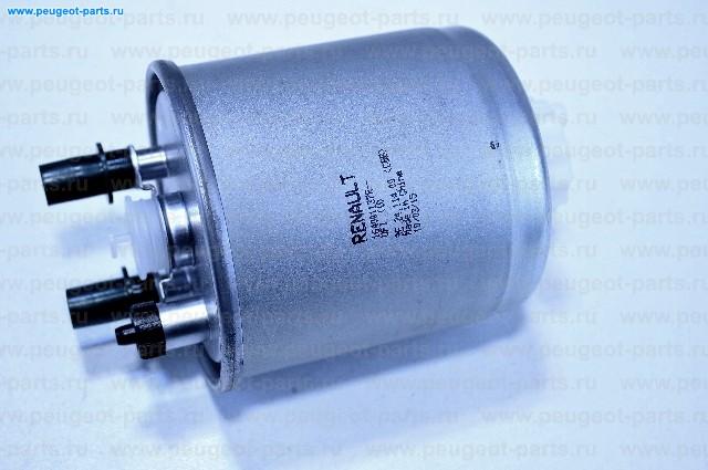 Фильтр топливный Рено Laguna 3, Kangoo 2 1.5dCi 10->