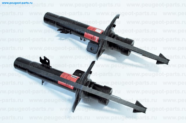 Амортизатор передний PSA 207, C3 Picasso левый / правый  цена за 1 шт.