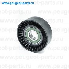 YP107101, ABA, Ролик генератора натяжной для Citroen C4, Citroen DS3, Citroen Jumper 2, Citroen C5, Citroen C8, Citroen C5 2, Peugeot 307, Peugeot 407, Peugeot 807, Peugeot 607