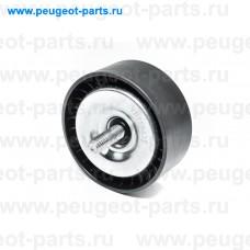 YP756437, ABA, Ролик генератора обводной для Mercedes W204, Mercedes W212