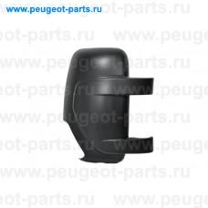 6344907, Alkar, Крышка зеркала правого для Renault Master 3, Opel Movano B