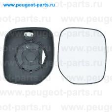 6426974, Alkar, Стекло зеркала правого для Peugeot Parner (M59), Citroen Berlingo (M59)