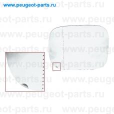 6472610-SALE, Alkar, Стекло зеркала Volvo XC70 2 07->, XC90 06-> с подогревом (С ДЕФЕКТОМ) правого