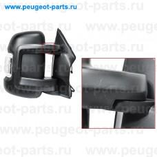 9202922-SALE, Alkar, Зеркало механическое PSA Boxer, Ducato (250) 06-> правое (С ДЕФЕКТОМ)