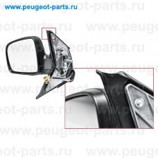 9225985-SALE, Alkar, Зеркало электрическое VW Transporter T5   03->09   + подогрев левое (С ДЕФЕКТОМ)