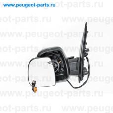 9239916, Alkar, Зеркало левое электрическое для Citroen Jumpy 4, Peugeot Expert 4