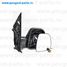 9240916, Alkar, Зеркало правое электрическое для Citroen Jumpy 4, Peugeot Expert 4