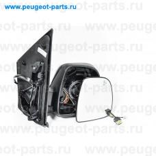 9260916, Alkar, Зеркало электрическое правое для Citroen Jumpy 4, Citroen SpaceTourer, Peugeot Expert 4, Peugeot Traveller