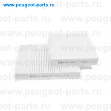 GB-9942, BIG Filter, Фильтр салона (кондиционера, комплект 2 штуки) для Citroen C3 2, Citroen DS3, Peugeot 207, Peugeot 2008, Peugeot 208