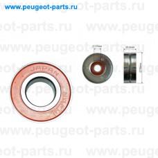 162-00, Caffaro, Ролик генератора обводной для VW Passat, Audi A4, Audi A6, Audi A8, Volvo 850, Volvo 960