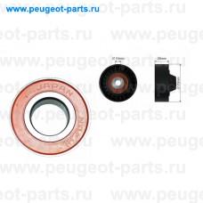 262-26, Caffaro, Ролик генератора обводной для Hyundai NF, Hyundai Grandeur, Hyundai IX55, Hyundai EQUUS