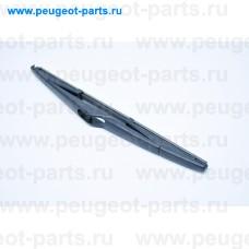 AP31/B01, Champion, Щетка стеклоочистителя заднего (дворник) для Citroen C4