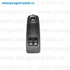 1608706080, Citroen/Peugeot, Блок кнопок стеклоподъемника левый для Fiat Ducato 250, Citroen Jumper 3, Peugeot Boxer 3