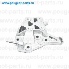 1627702580, Citroen/Peugeot, Кронштейн опоры двигателя левой для Fiat Ducato 250, Citroen Jumper 3, Peugeot Boxer 3