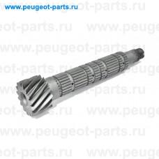 2316AW, Citroen/Peugeot, Вал КПП вторичный для Fiat Ducato 244 RUS