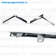 7810Q8-SALE, Citroen/Peugeot, Эмблема передняя PSA Jumper 3 06-> (С ДЕФЕКТОМ)