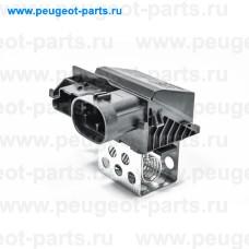 9829220580, Citroen/Peugeot, Резистор (блок управления) вентилятора радиатора для Peugeot 308, Peugeot 307, Citroen Berlingo (B9), Citroen C4
