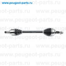 T29171, EAI, Полуось Ducato (250) 2.3, PSA Boxer 06-> 2.2 PUMA (110, 120, 130 л.с.) левая