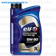 194906, Elf, Масло моторное ELF EVOLUTION FULL TECH FE FE 5W30 1 литр