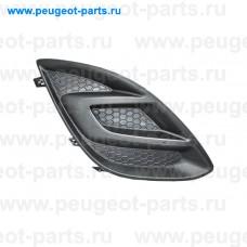 101.14.7200, EuroStamp, Решетка бампера переднего правая для Opel Corsa D