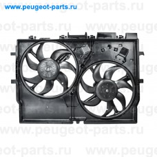 FT56169, Fast, Вентилятор радиатора для Fiat Ducato 250, Citroen Jumper 3, Peugeot Boxer 3