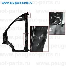 1328598080-SALE, Fiat/Alfa/Lancia, Проем двери передний левый Ducato 02-> RUS. PSA (С ДЕФЕКТОМ)