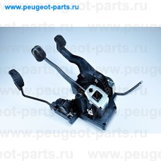 1363551080, Fiat/Alfa/Lancia, Узел педальный  в сборе с цилиндром сцепления для Fiat Ducato 244 RUS