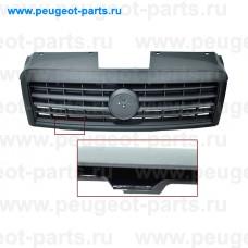 735418096-SALE, Fiat/Alfa/Lancia, Решетка радиатора Doblo 06-> (С ДЕФЕКТОМ)