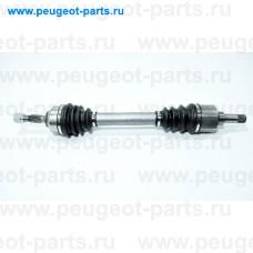 DS210043, GSP, Полуось PSA 206 1.1, 1.4 -ABS МКПП ->02 левая