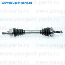 DS245032, GSP, Полуось PSA 206 1.4 Hdi, 1.6 8V +ABS МКПП ->02 левая