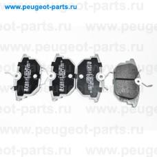510012, Japko, Колодки тормозные задние для Fiat Brava, Fiat Marea, Alfa Romeo 146