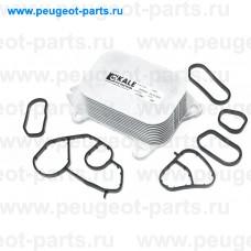 344505, Kale, Теплообменник масляного фильтра для Citroen C3, Citroen C1, Peugeot 207, Peugeot 308, Peugeot 107, Peugeot 208