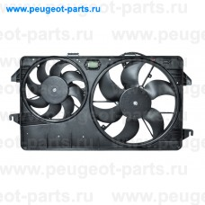 351340, Kale, Вентилятор радиатора для Ford Transit Connect, Ford Tourneo Connect