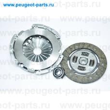 W07200H, Krafttech, Комплект сцепления для Fiat Marea, Fiat Albea, Fiat Doblo