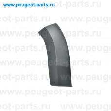021316901050, Magneti marelli, Накладка бампера переднего правая (молдинг) для Fiat Ducato 250, Citroen Jumper 3, Peugeot Boxer 3