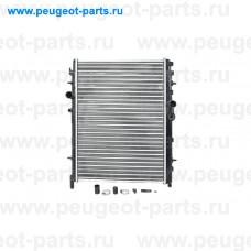 350213193400, Magneti marelli, Радиатор охлаждения двигателя для Peugeot 206