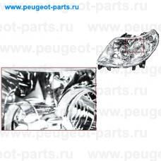 712474701129-SALE, Magneti marelli, Фара Ducato (250) PSA Boxer 3, Jumper 3 06-> (С ДЕФЕКТОМ) левая